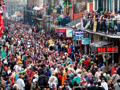 The holidays are just around the corner and shortly after that Mardi Gras!